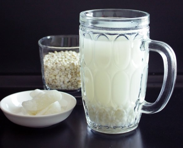 How To Cook China Barley Drink
